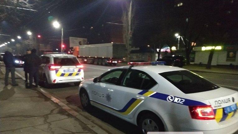 У Миколаєві п'яні поліцейські влаштували стрілянину