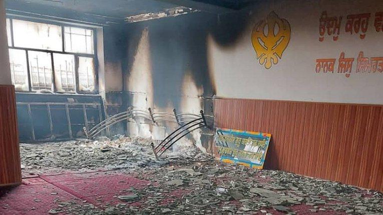 Теракт у релігійному комплексі сикхів стався у столиці Афганістану