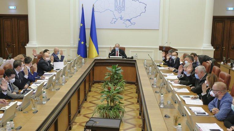 Кабмін запровадив режим надзвичайної ситуації по всій країні до 24 квітня