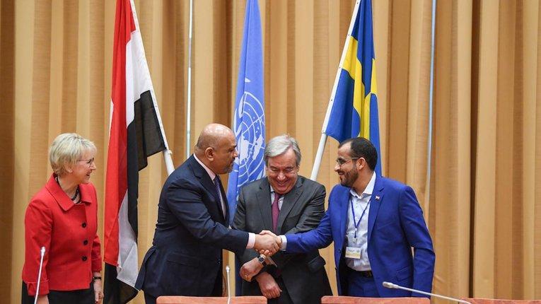 Громадянська війна в Ємені: сторони конфлікту домовилися про перемир'я