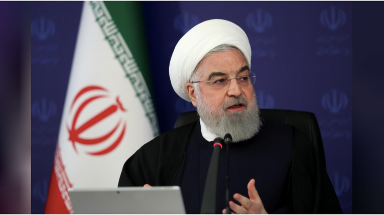 Президент Ірану Хасан Рухані