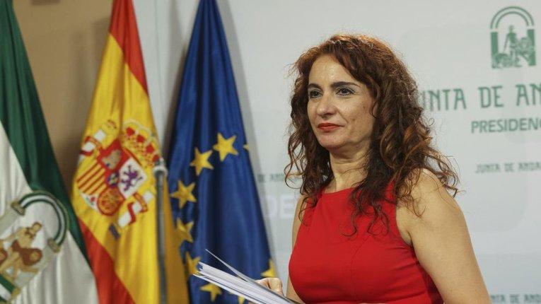 Міністр фінансів Іспанії Марія-Хесус Монтеро