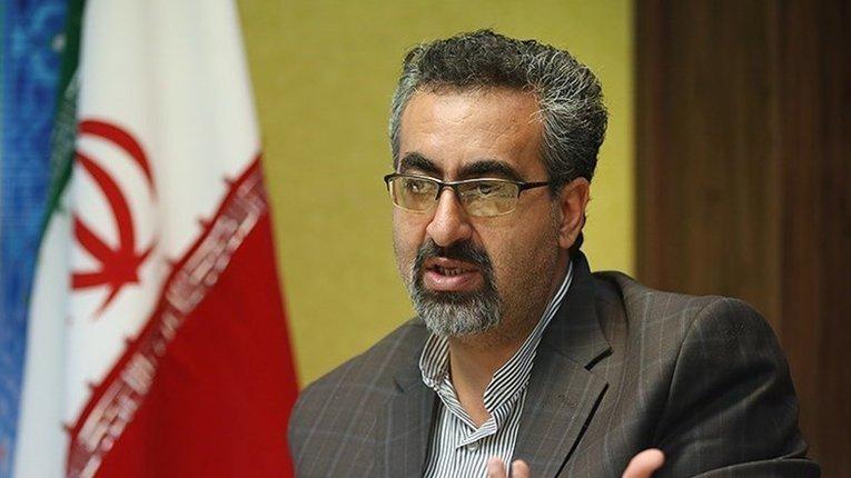 Речник міністерства охорони здоров'я Ірану Кіануш Джаганпур