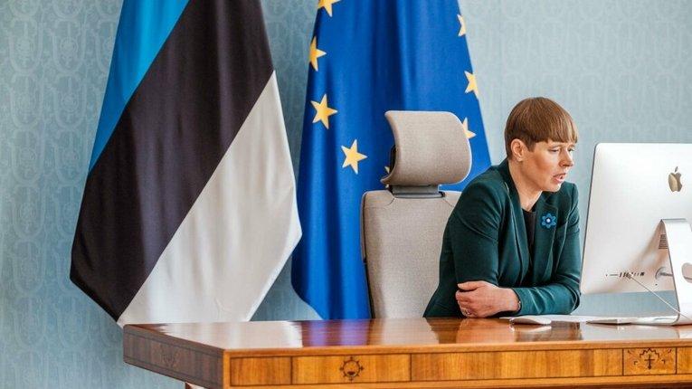 Керсті Кал'юлайд — 5-й Президент Естонії