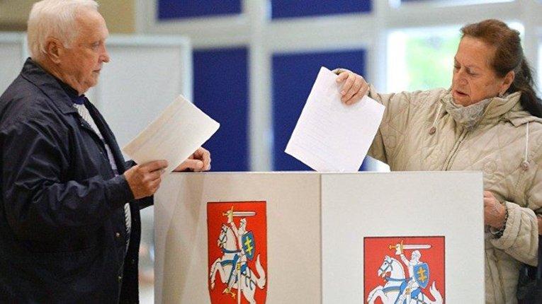 Вибори до литовського парламенту відбудуться у жовтні — декрет президента