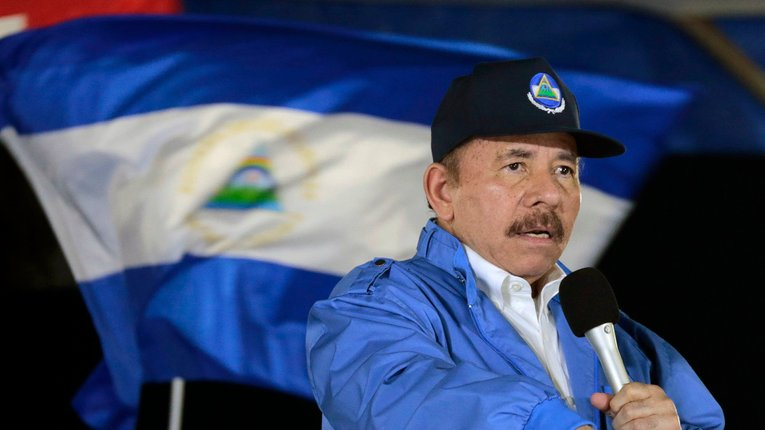 Хосе-Данієль Ортеґа-Сааведра — 62-й Президент Нікарагуа