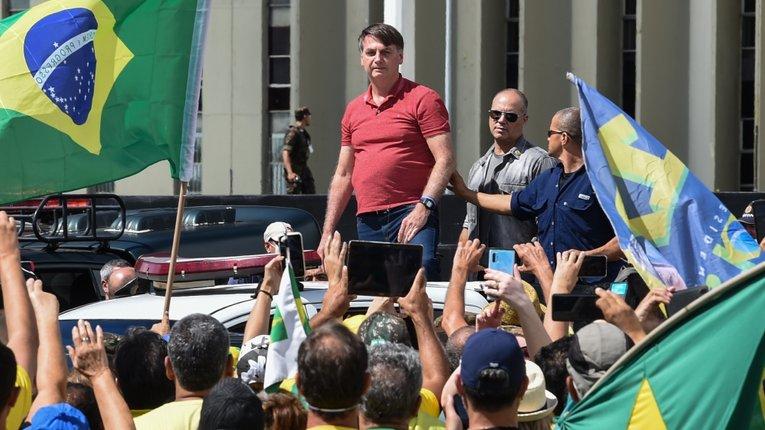 Жаїр-Мессіаш Болсонару — 38-й президент Бразилії