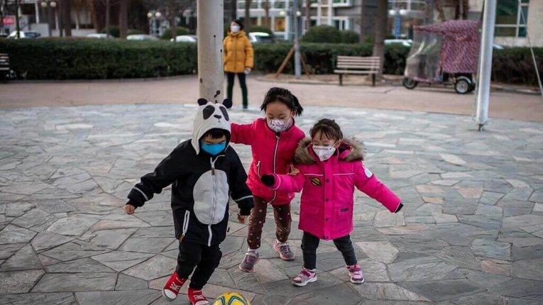 Швейцарські вчені заявили, що діти до 10 років не передають коронавірус