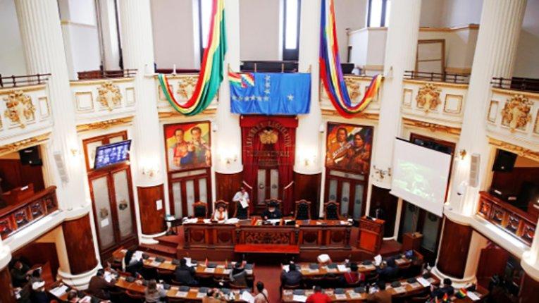 Парламентарі Болівії вимагають невідкладне проведення президентських виборів