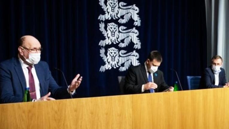 Останній рейтинг політичних партій Естонії засвідчив громадську підтримку дій чинного уряду
