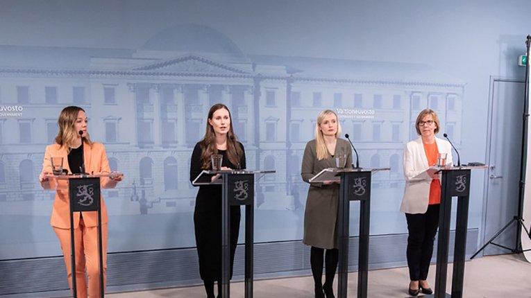Підтримка фінляндських підприємців як запорука популярності чинного уряду країни