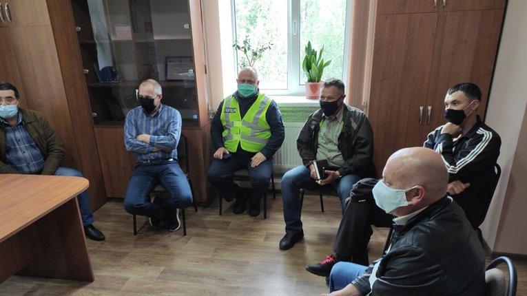 Влада Пирятина занепокоїлася безпекою дорожнього руху у місті