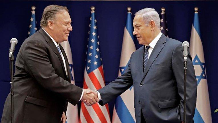 Державний секретар США прибув до Єрусалима «домовлятися» про анексію Палестини