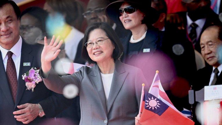 Влада Китайської Республіки відкидає план об'єднання з КНР
