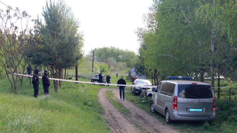 Поліціянти вручили підозру чоловіку, що застрелив сімох атовцівна Житомирщині