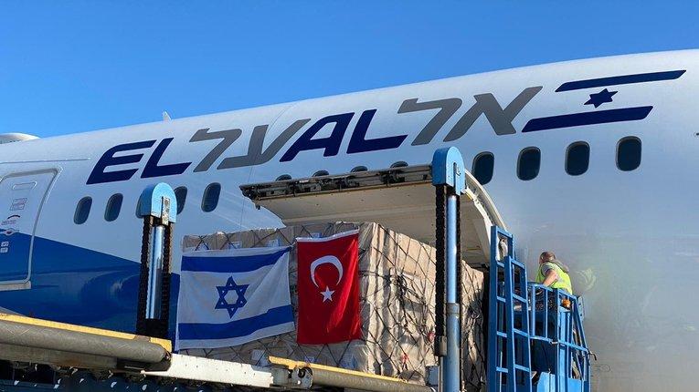 Президент Туреччини скасував санкції проти головного авіаперевізника Ізраїлю