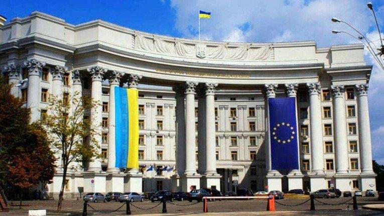 У МЗС України «потролили» Шредера через його заяву щодо українського посла