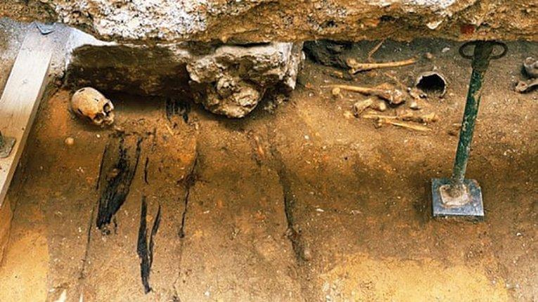 В Іспанії знайшли місце поховання одного з провідників ірландського повстанчого руху XVII століття