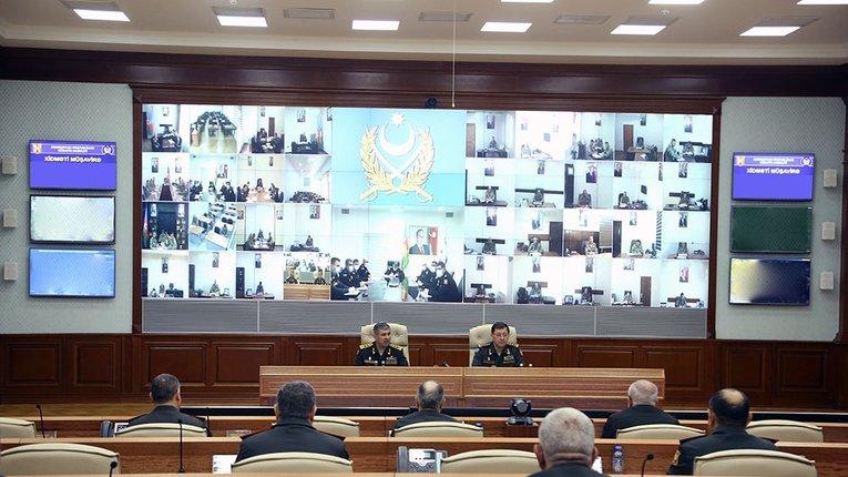 Останні військові навчання засвідчили високу боєздатність азербайджанської армії