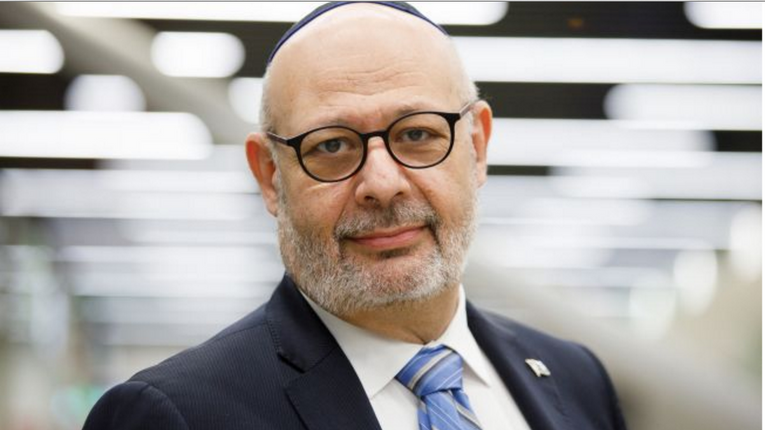 Посол ІзраїлюЙоельЛіон