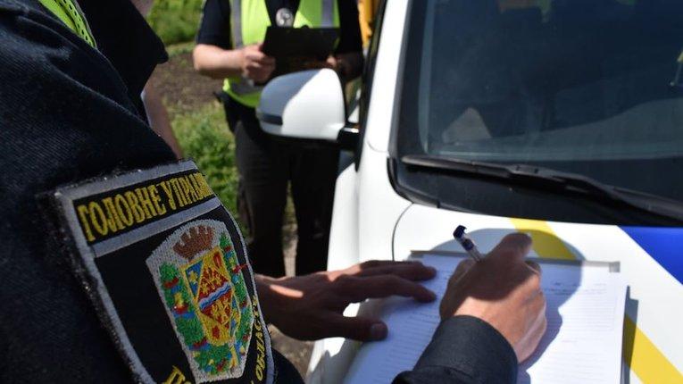 Нетверезого водія затримали у Миргородському районі
