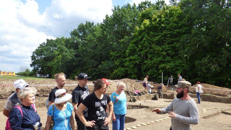 У Котелевському районі відбудеться літня польова школа для археологів