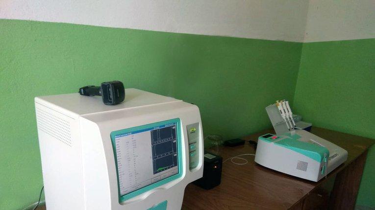 Одна з амбулаторій Козельщинського району отримала нове медичне обладнання
