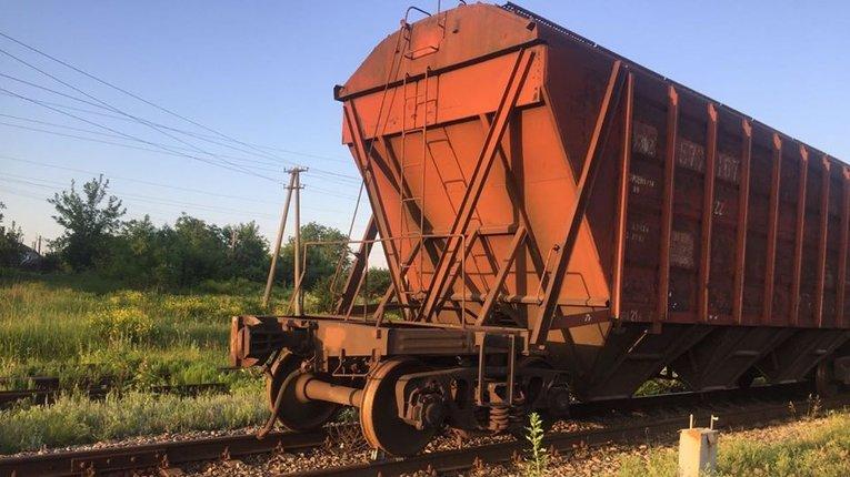 У Миргородському районі затримали крадіїв зерна