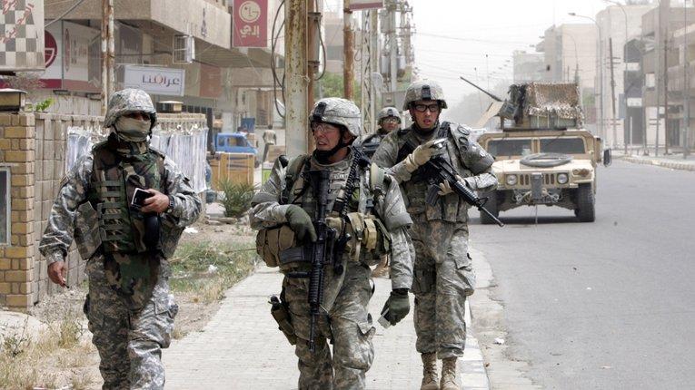 Американський військовий контингент в Іраку кількісно зменшиться