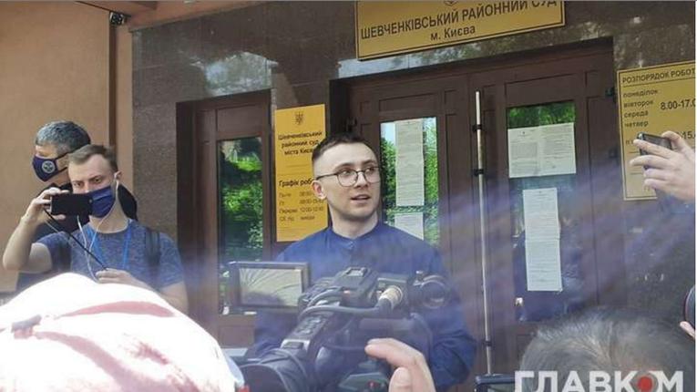 Суд продовжує обирати запобіжний захід активістуСтерненку