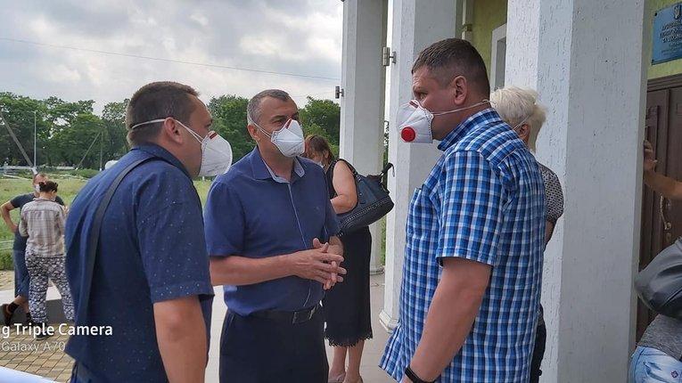 Одна з громад Кременчуцького району передасть угіддя гірничо-збагачувальному комбінату