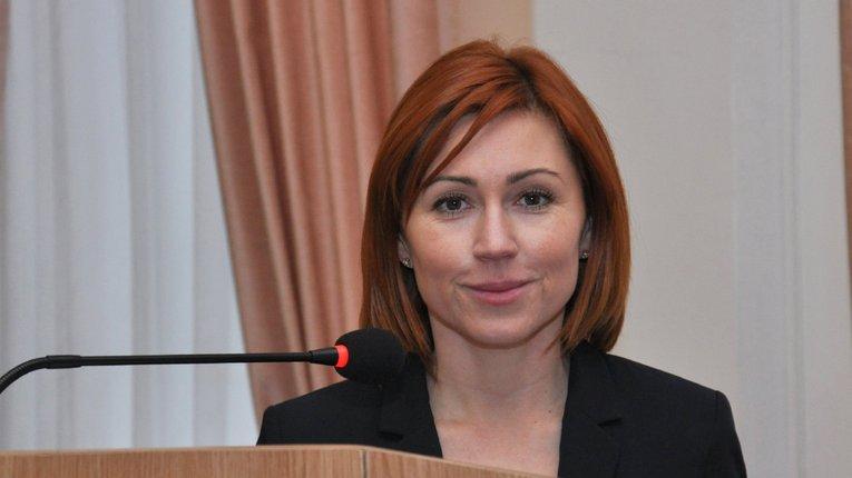 Вікторія Лоза – директор міського департаменту охорони здоров'я