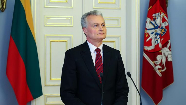 Кремль насаджує викривлене бачення історії, щоби відновити власну репутацію — президент Литви