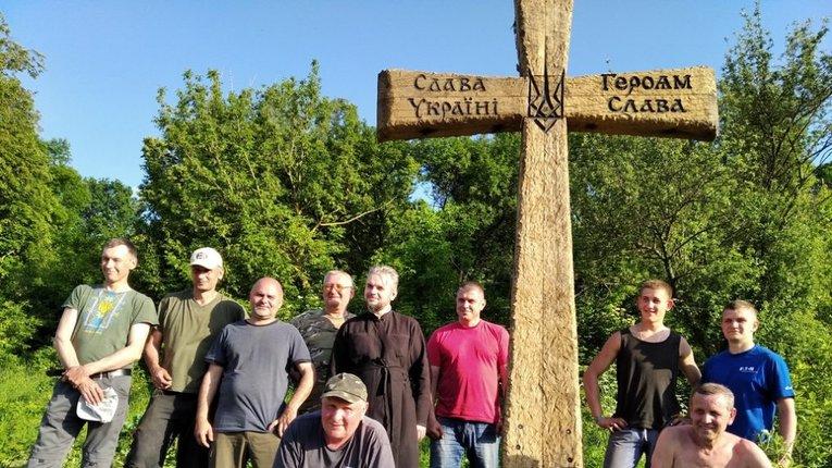 «Хрестом і мечем»: новий дитячий табір на Черкащині привчатиме малечу шанувати традиції предків