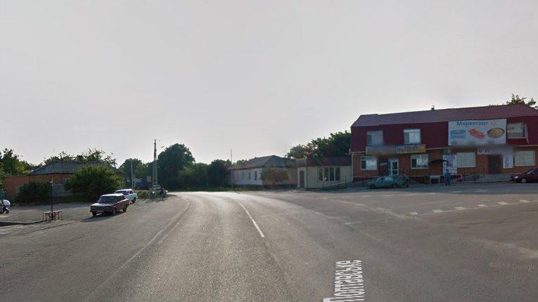 У Кобеляках запланували ремонт однієї з центральних вулиць