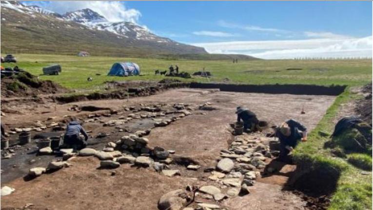 В Ісландії знайдено найдавніший будинок вікінгів