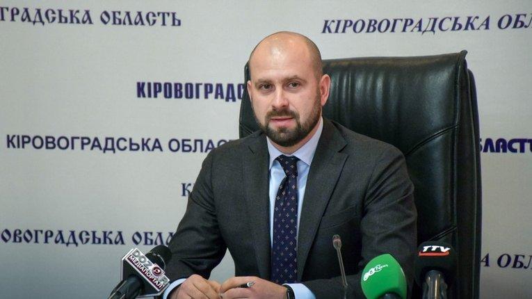 Голова Кіровоградської ОДА — системний корупціонер із команди Зеленського