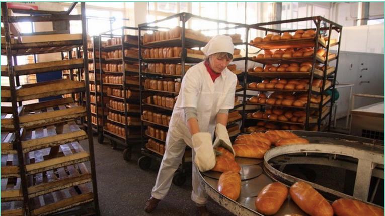 В Україні суттєво знизилося виробництво хліба
