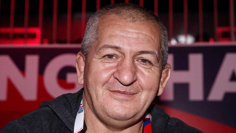 Помер Абдулманап Нурмагомедов - відомий тренер бойових мистецтв