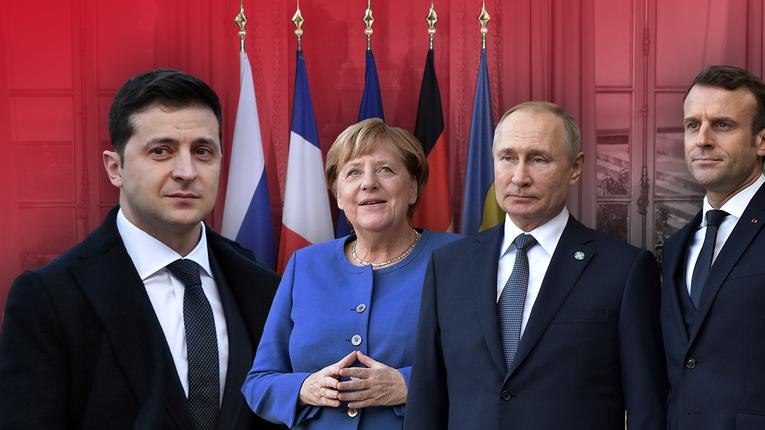 Російська Федерація взяла паузу для відповіді на позицію України, Франції та Німеччини в Берліні