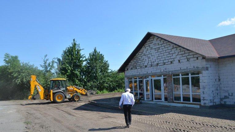 У Миргороді готуються до реконструкції приймального відділення районної лікарні