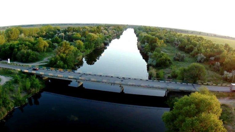 Мешканцям Полтавщини тимчасово заборонили купатися у каналі Дніпро-Донбас