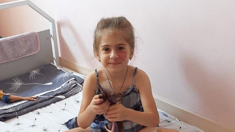 5-річна мешканка Миргорода потребує вашої допомоги