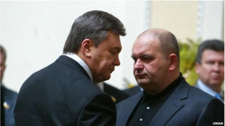 Соратники: Віктор Янукович і Микола Злочевський