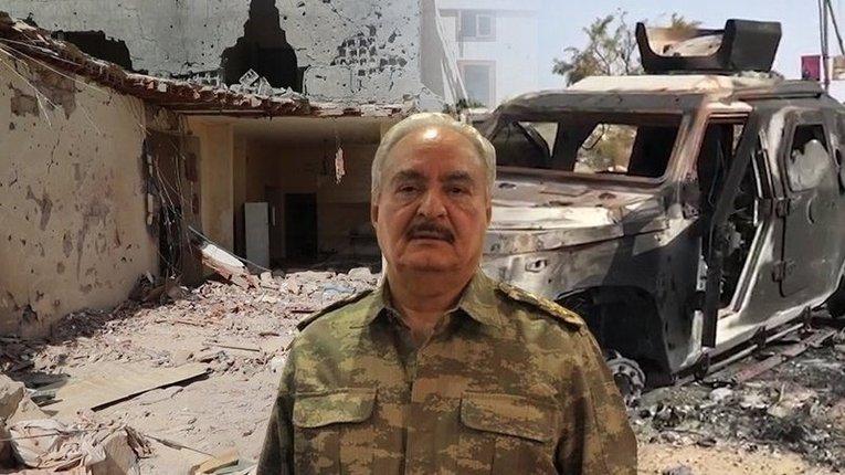 генерал Халіфа Хафтар