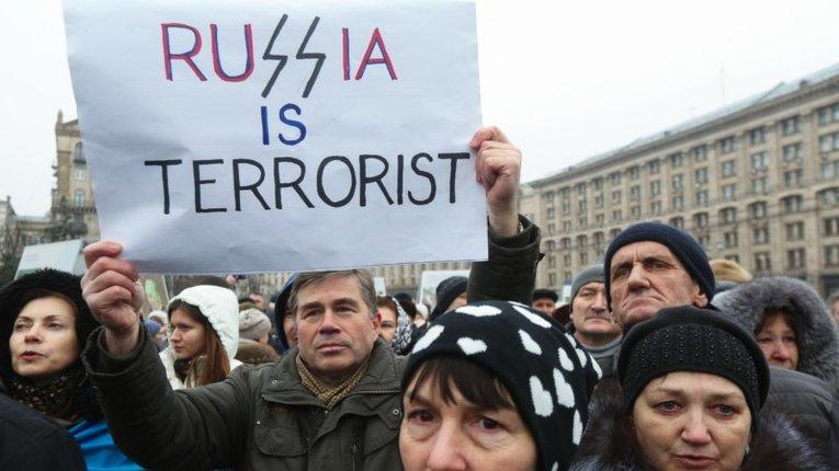 Кремль можуть покарати за сприяння тероризму