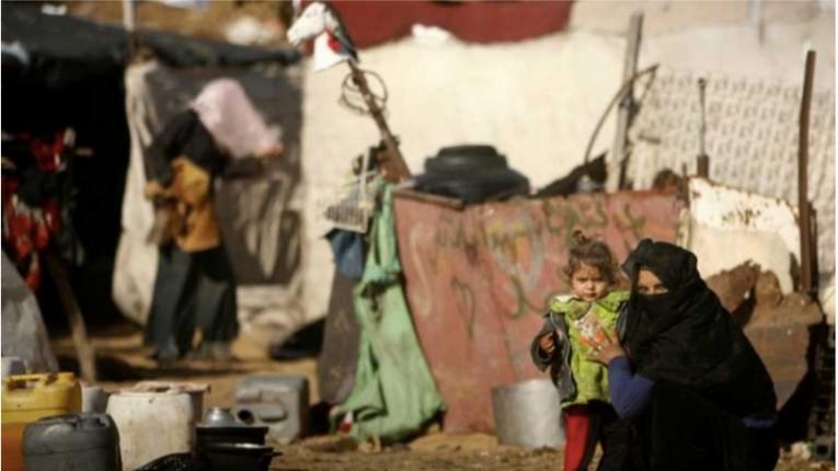 Діти арабських нетрів окупованої Палестини