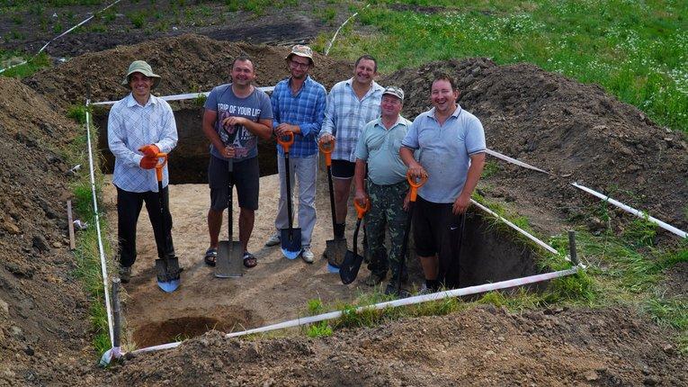 Науковці взялися досліджувати одне з укріплень скіфського городища у Котелевському районі