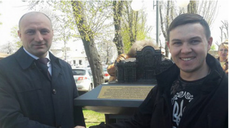 Анатолій Бондаренко і Юрій Ботнар