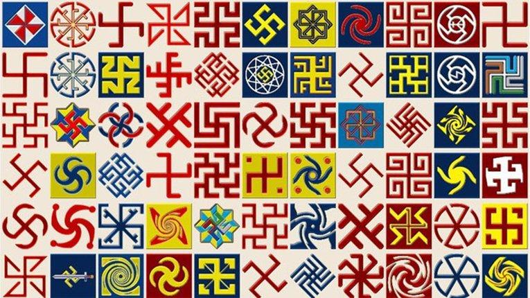 Символ і філософія свастики у різних народів